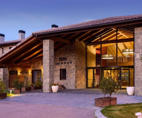 Hotel Aguas de los Mallos
