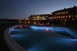 hotel con geotermia